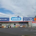 ウェルシア薬品宇都宮今泉新町店まで500m(周辺)