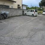 駐車場(キッチン)